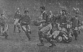 Warrington on the attack