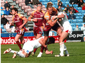 Eorl Crabtree action