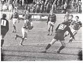 Hudd 19 Huyton 17 JP Trophy 1981