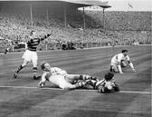 Hudd v Saints 1953 CCup Final - Ramsden's first try