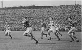 Hudd v Wigan at Fartown 1948