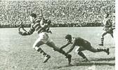 Lionel Cooper Hudd v Australia at Fartown 1948