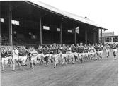 Pre-season training at Fartown 1967-68