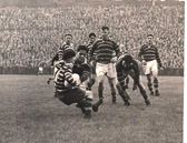 Ted_Slevin_in_action._Hudd_v_Keighley_13-9-52